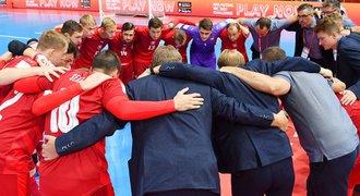 Futsalisté na MS: ostuda, ale postup. Tragédie, kritizoval výkon kouč