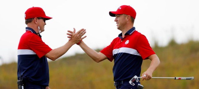 Američtí golfisté zvítězili ve 43. ročníku Ryder Cupu