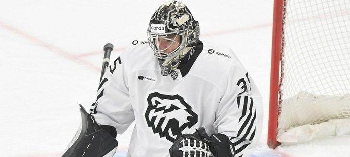 Roman Will zazářil v KHL 51 zákroky proti Chabarovsku