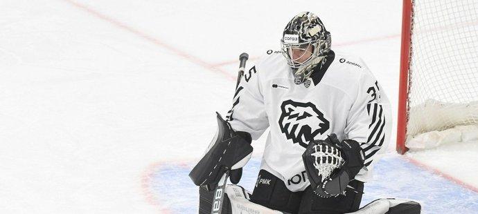 Traktor Čeljabinsk i s brankářem Romanem Willem by mohl být černým koněm KHL