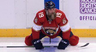NHL ONLINE: Rojzetá Florida hostí Boston, zabere Chicago či Toronto?