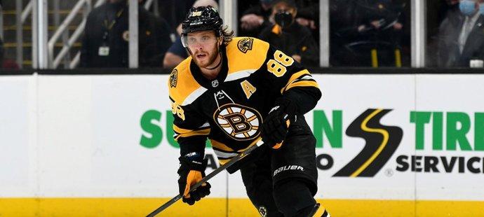 NHL ONLINE: Philadelphia - Boston, Pastrňák podruhé v akci. Hraje i Vegas