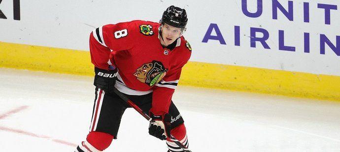 Ve 13 zápasech aktuální sezony NHL posbíral Dominik Kubalík 11 bodů (3+8)