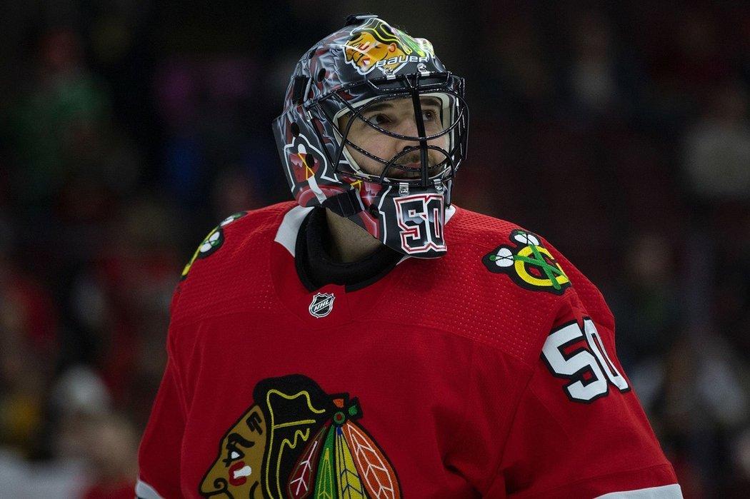 Corey Crawford, který dosud v NHL působil výhradně v Chicagu, posílil New Jersey.