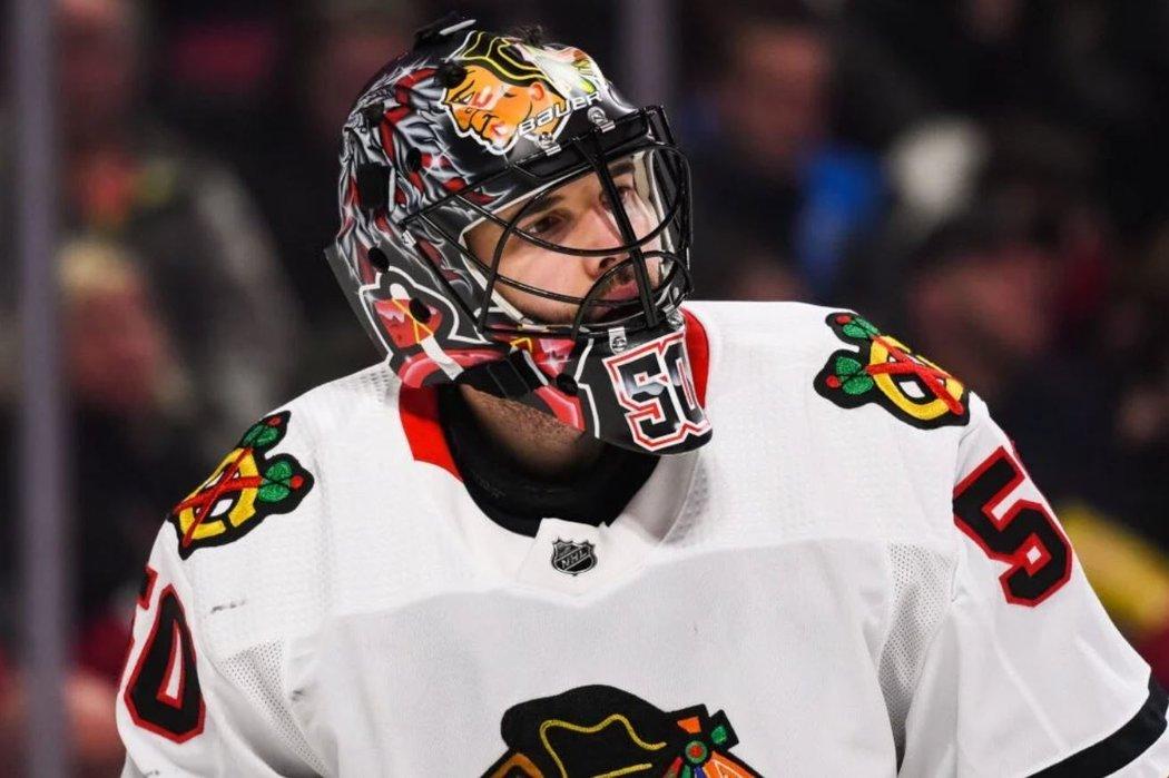 Zkušený brankář Corey Crawford před startem nové sezony NHL nečekaně ukončuje kariéru! Vítěz dvou Stanley Cupů s Chicagem si tak za New Jersey nezachytá