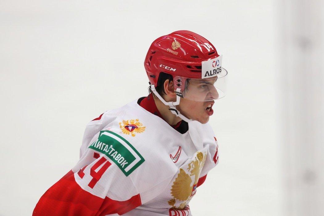 Ruský talent Grigorij Děnisenko se vydá do NHL, podepsal s Floridou