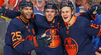 McDavid jede, doplnění Oilers taky: Už žádné výmluvy, že jsme mladí