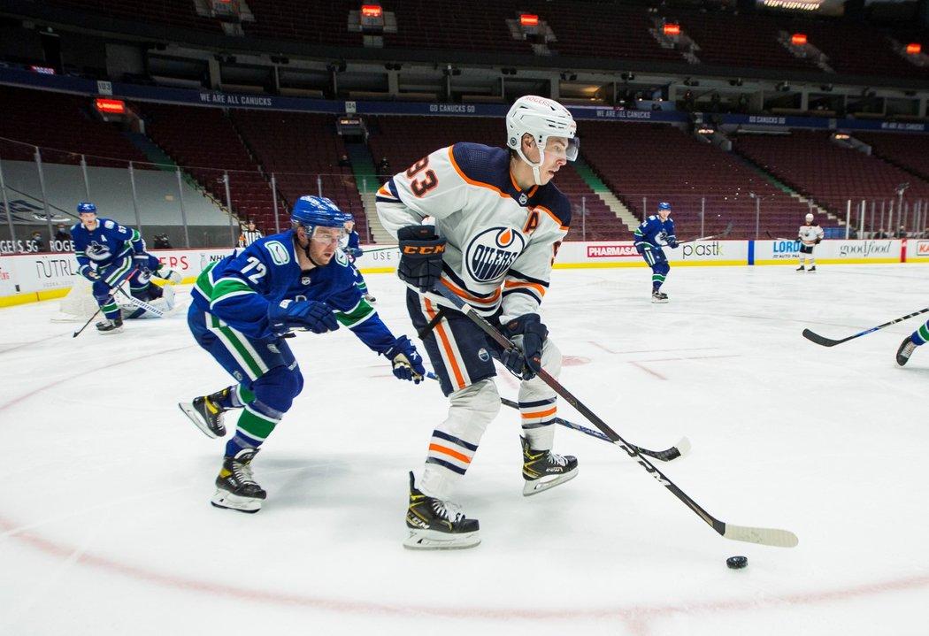 Ryan Nugent-Hopkins podepsal s Edmontonem novou smlouvu, zůstat by měl dalších osm let