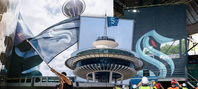 Seattle má velkou ekonomickou sílu, chce být co nejlepší i na ledě
