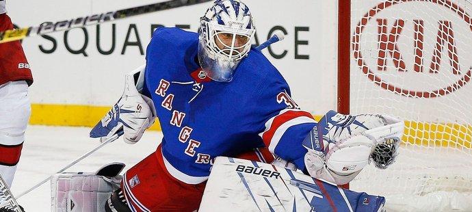 New York Rangers v lednu vyřadí dres švédského hokejového brankáře Henrika Lundqvista