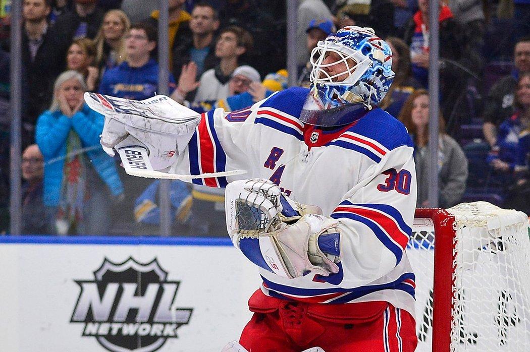 Legendární švédský gólman Henrik Lundqvist po 15 letech v NHL končí kariéru