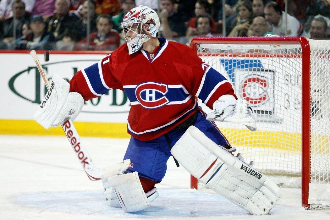 Carey Price chytal v Montrealu už třináctou sezonu, už teď patří ke klubovým legendám