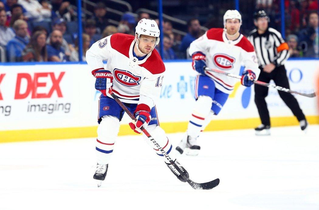 Kanadský útočník Max Domi byl vyměněn z Montrealu do Columbusu