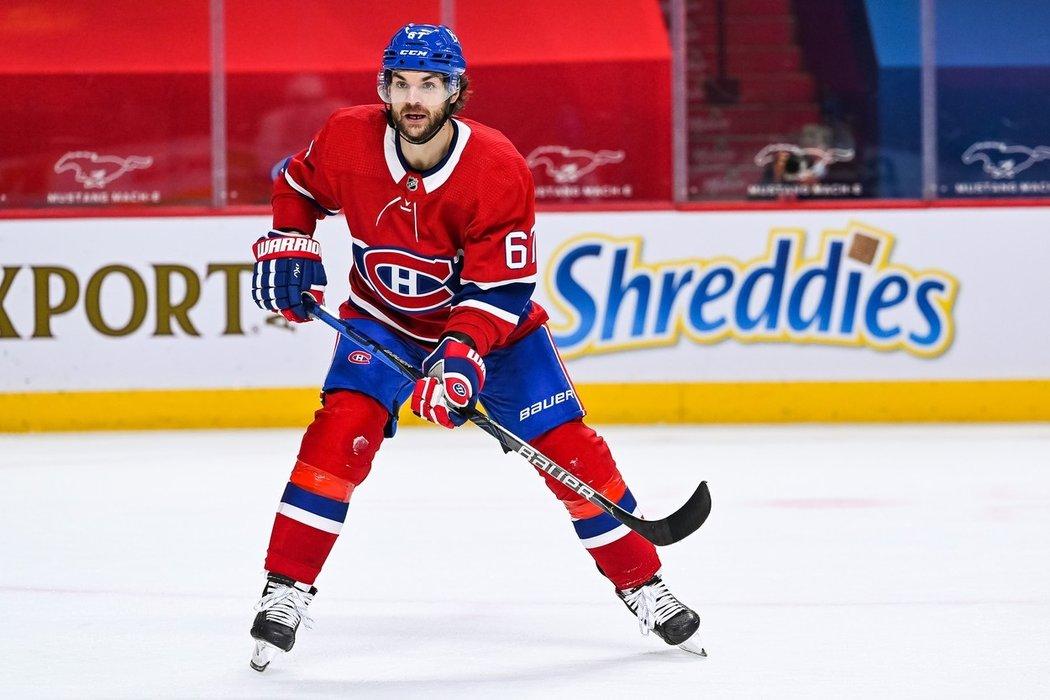 Zkušený český útočník Michael Frolík se v Montrealu neuchytil