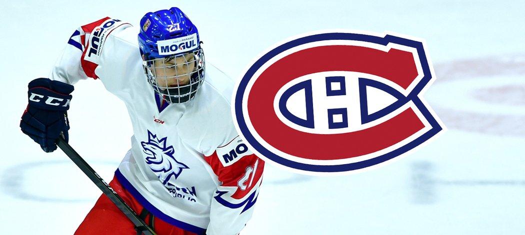 Jana Myšáka draftoval Montreal