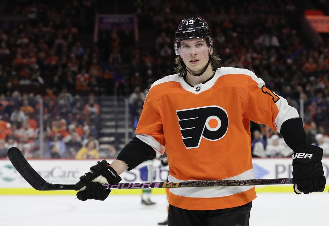 Nolan Patrick, dvojka draftu NHL 2017, podepsal dvouletou smlouvu s Las Vegas