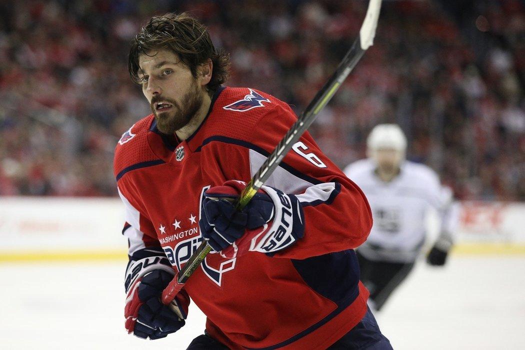 Michal Kempný se po vleklých zraněních rozehraje na startu nového ročníku na farmě v AHL