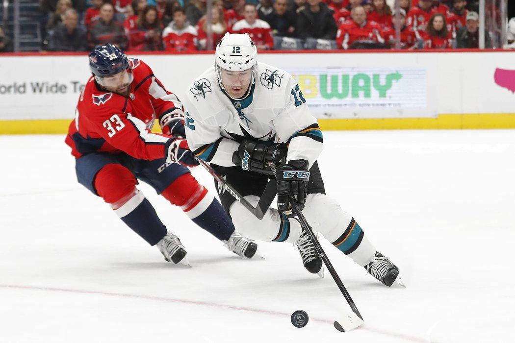 Patrick Marleau chystá útok na Stanley Cup