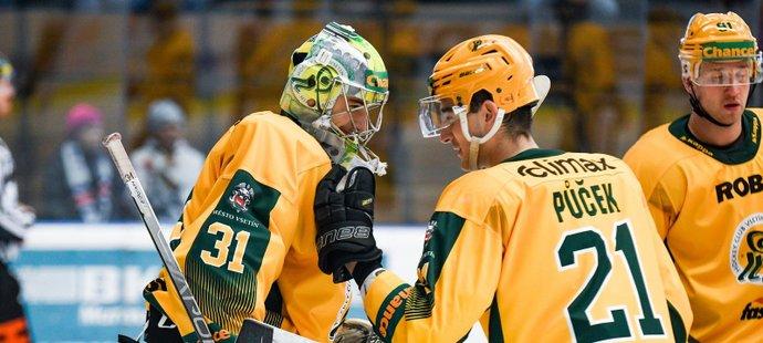Hokejisté Vsetína na domácím ledě zůstávají stoprocentní