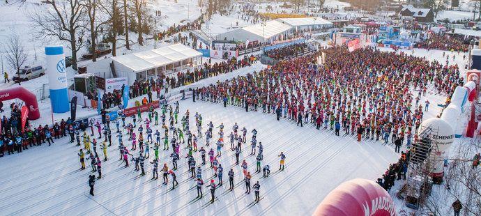 Jizerská 50: jaký je program a trasa 54. ročníku závodu v Bedřichově?
