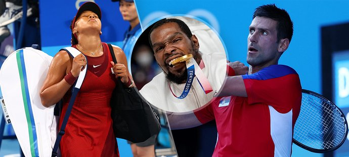 Jak si v Tokiu vedli nejlépe placení sportovci: Brambory i tenisový pláč