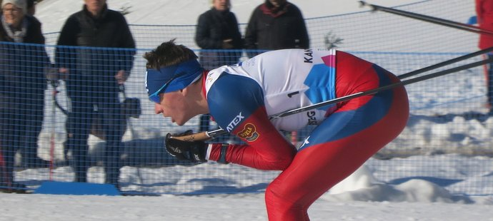 Sdruženář Ondřej Pažout slaví triumf na juniorském mistrovství světa