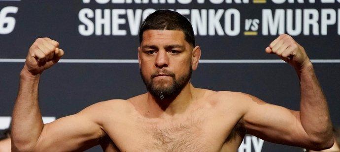 Nick Diaz se v minulosti dostal do několika kontroverzních situací
