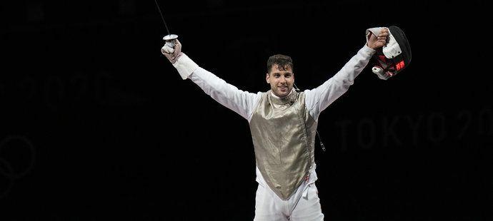 Alexander Choupenitch je bronzovým olympijským medailistou
