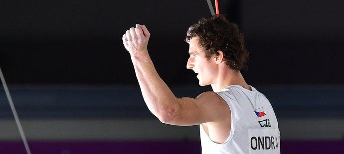 Adam Ondra zazářil v lezení na obtížnost