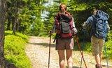 Trekingové palice precvičia a posilnia 90 % vašich svalov