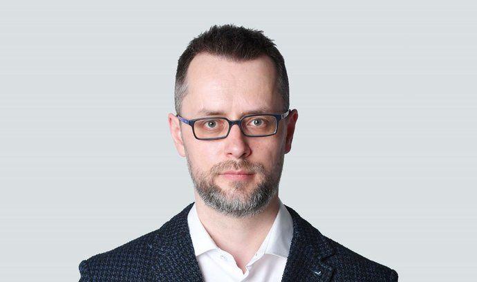 Redaktor Sportu Jakub Konečný