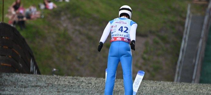 Kožíšek zářil ve Frenštátu, Polášek skončil ve druhém závodě KP čtvrtý
