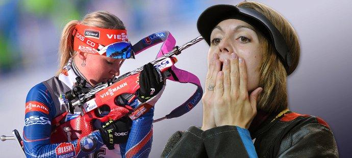 Střelkyně Emmons sleduje i biatlon