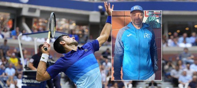 Jiří Fencl je spolutvůrcem slavné tenisové aplikace