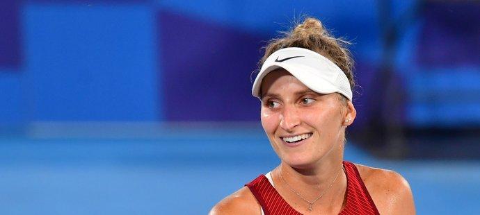 Markéta Vondroušová postoupila na turnaji v Lucemburku do semifinále