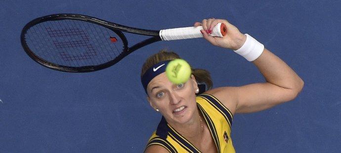Petra Kvitová prošla do čtvrtfinále turnaje v Ostravě