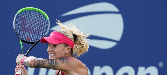 Tereza Martincová na US Open