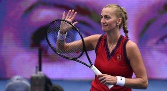 Kvitová v Ostravě bavila: Semifinále doma je nejvíc! Pořád jsem rozsekaná