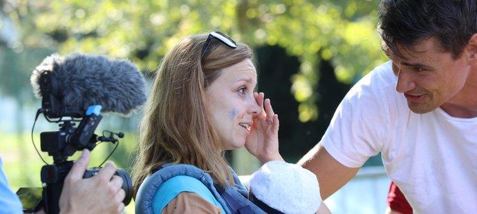 """""""Myslím, že tam byla celá vodácká rodina,"""" řekla Tereza Prskavcová o atmosféře v Troji"""