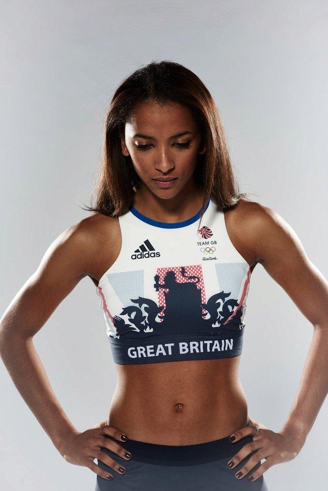 Olympijský dres pro paraolympioniky Velká Británie