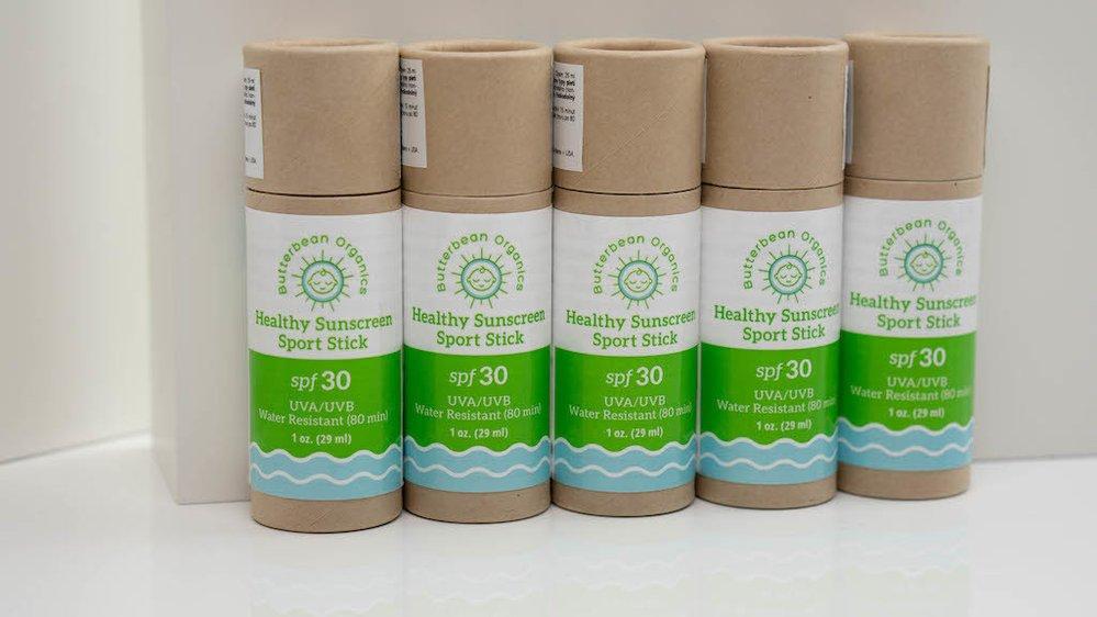 Butterbean Bio ochranná tyčinka na opalování Sport SPF 30, 495 Kč