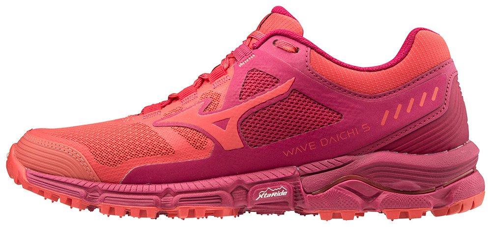 Dámská trailová běžecká obuv Mizuno WAVE DAICHI 5, www.mizuno.eu, 3390 Kč