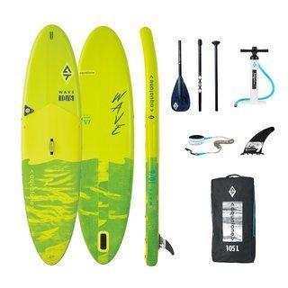 Paddleboard s příslušenstvím Aquatone Wave 10.6, 6 490 Kč, insportline.cz