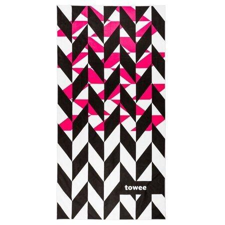 Sportovní ručník DYNAMICA pink, 50 x 100 cm, 199 Kč, 4home.cz