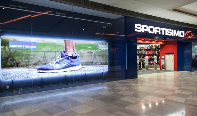 Prodejna Sportisimo