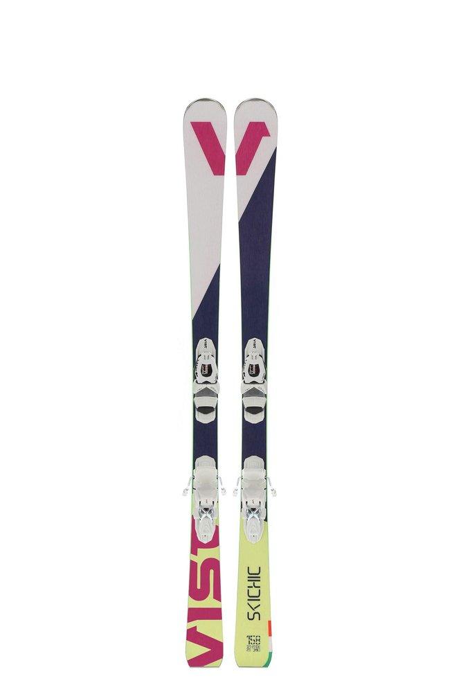 Dámské lyže pro maximální komfort na sjezdovce, VIST Skichic, vist.it, 23 390 Kč