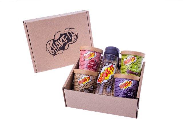 Směs k výrobě cereálních smoothie, Shake-It, 549 Kč
