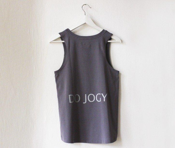 Tílko s nápisem Jsem blázen do jogy, YOyogaYO (česká výroba), Jogazobyvaku.cz, 1290 Kč