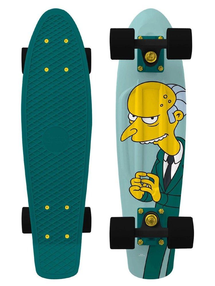 Board z limitky Simpsons 22, Penny, Honzovy-longboardy, 3190 Kč