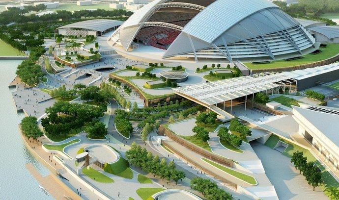 Sportovní komplex Singapore Sports Hub